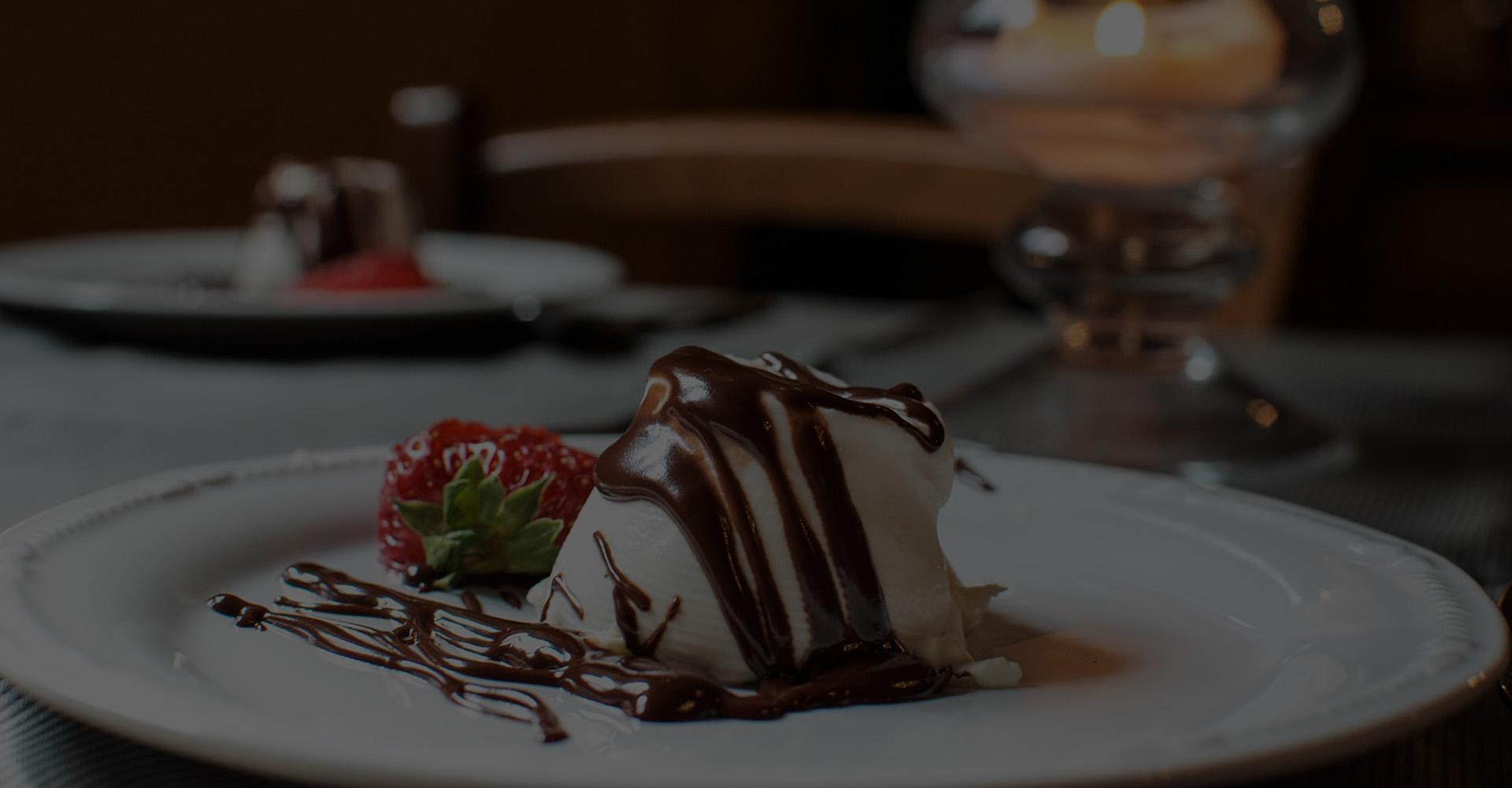 Dessert + warme Getränke